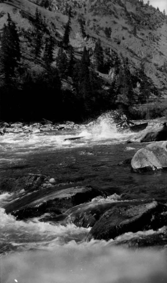 item thumbnail for Three Mile Rapids, Salmon river