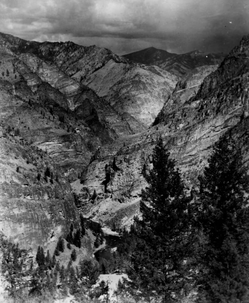 item thumbnail for Middle Fork of the Salmon River and the Impassable Canyon
