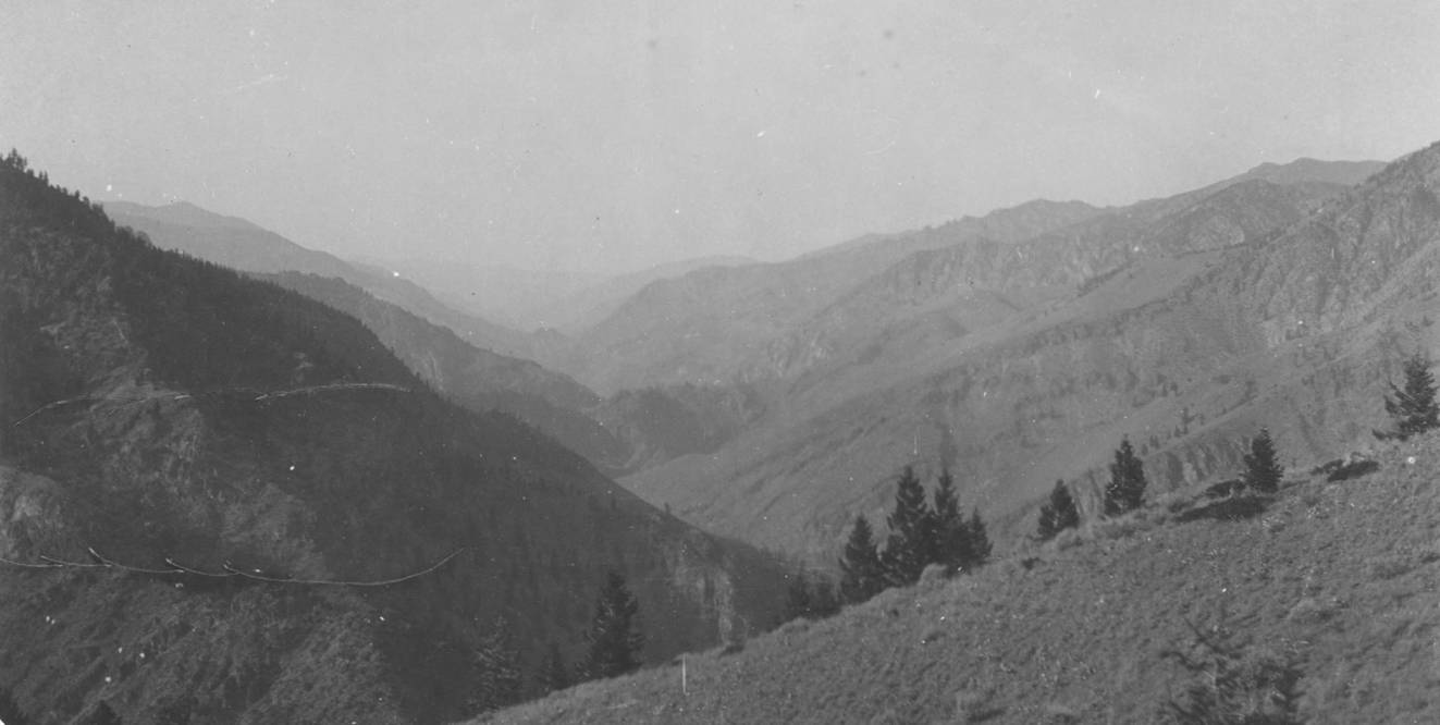 item thumbnail for Middle Fork Canyon from Grouse Creek