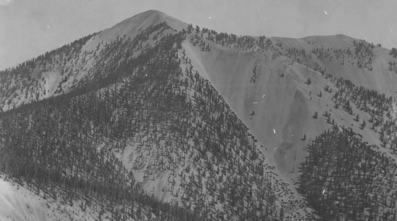 item thumbnail for Rainbow Peak near Roosevelt