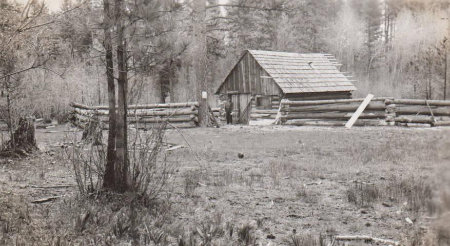 item thumbnail for Farm cabin