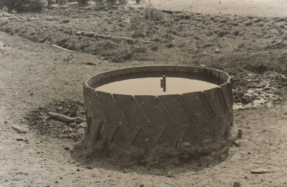 item thumbnail for Water trough, Winchester Reserve