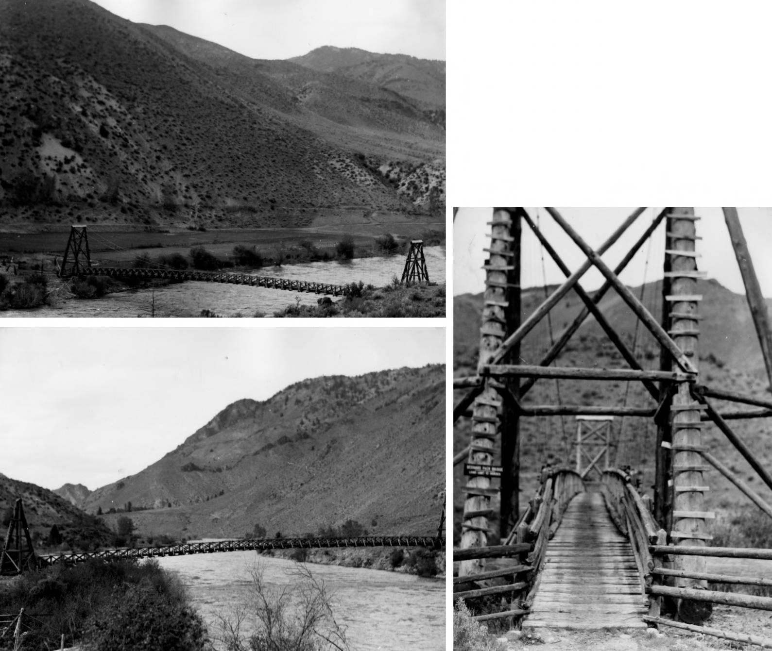item thumbnail for Barnard pack bridge