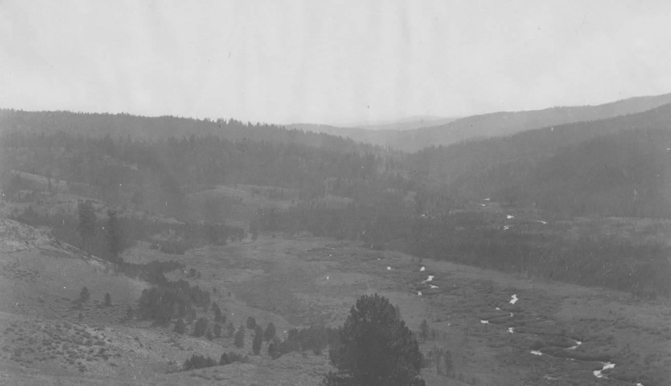 item thumbnail for Chamberlain Basin and Creek