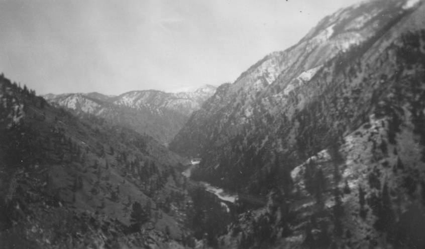 item thumbnail for Big Game winter range Salmon River Drainage above Riggins
