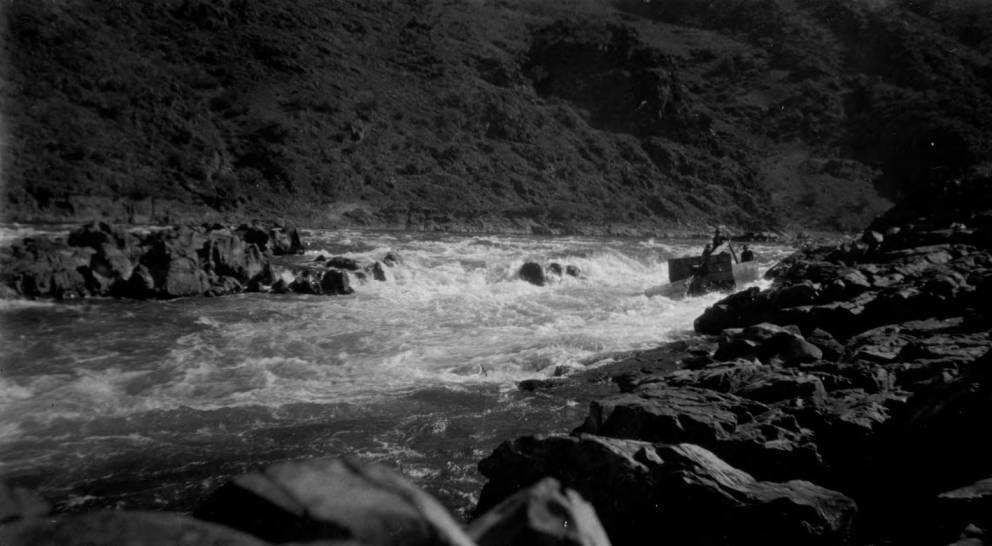 item thumbnail for Pincher Rapids and Box, Salmon River