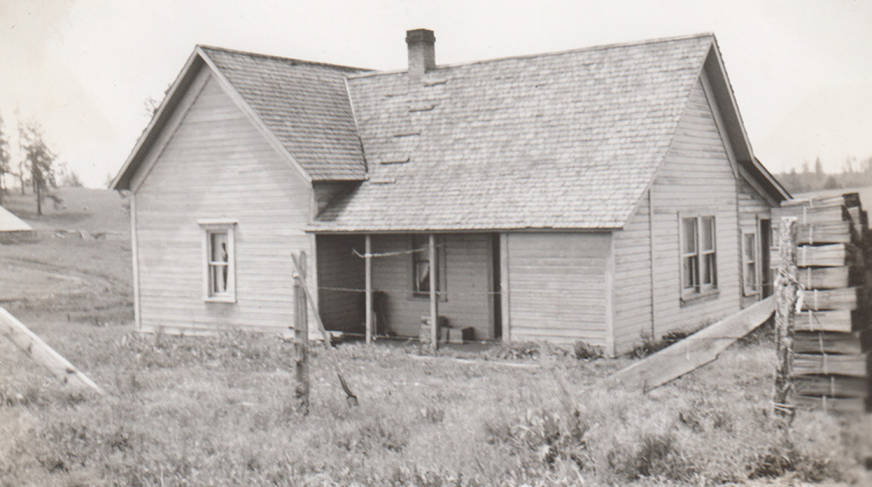 item thumbnail for Farm house to be repaired inside and out