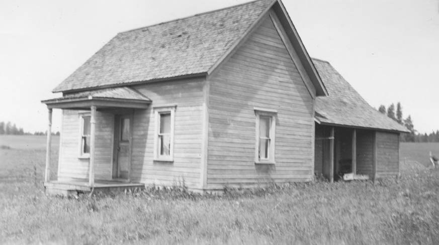 item thumbnail for Sam Water house (old), Craigmont