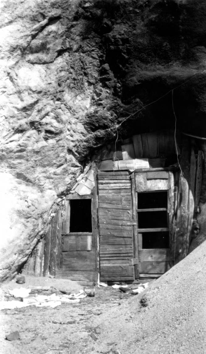 item thumbnail for Kaufman's Cave and Hermit cabin
