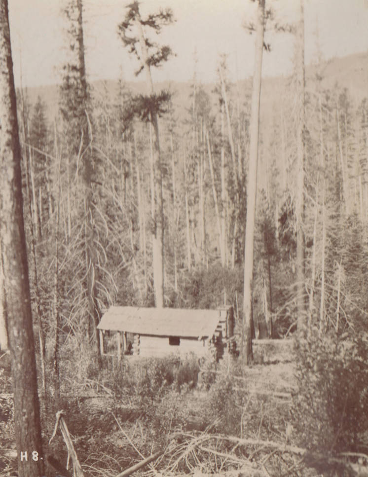 item thumbnail for Cabin between Priest River and Priest Lake
