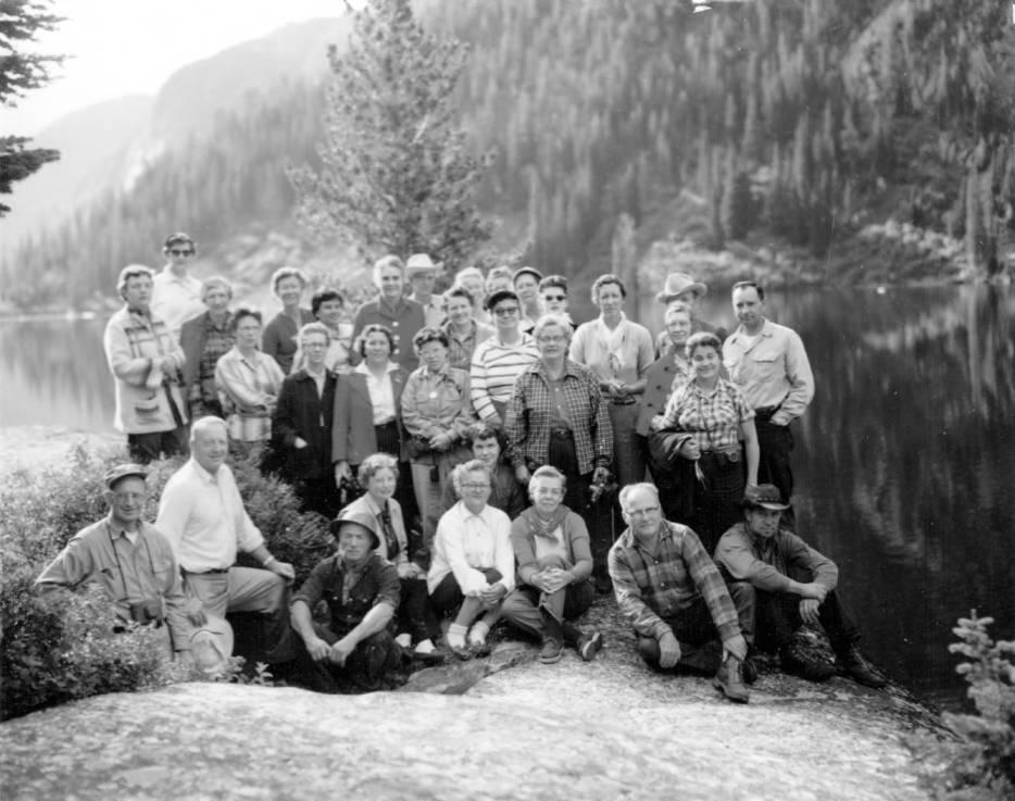 item thumbnail for Teacher pack trip to Big Creek Lake
