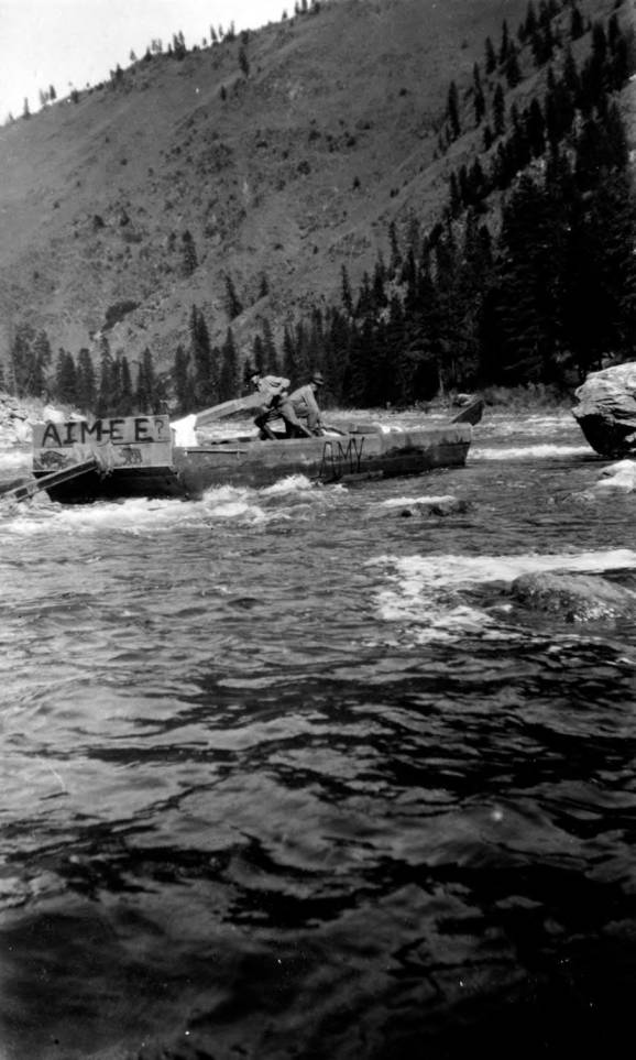 item thumbnail for Power House Rapids, Salmon River