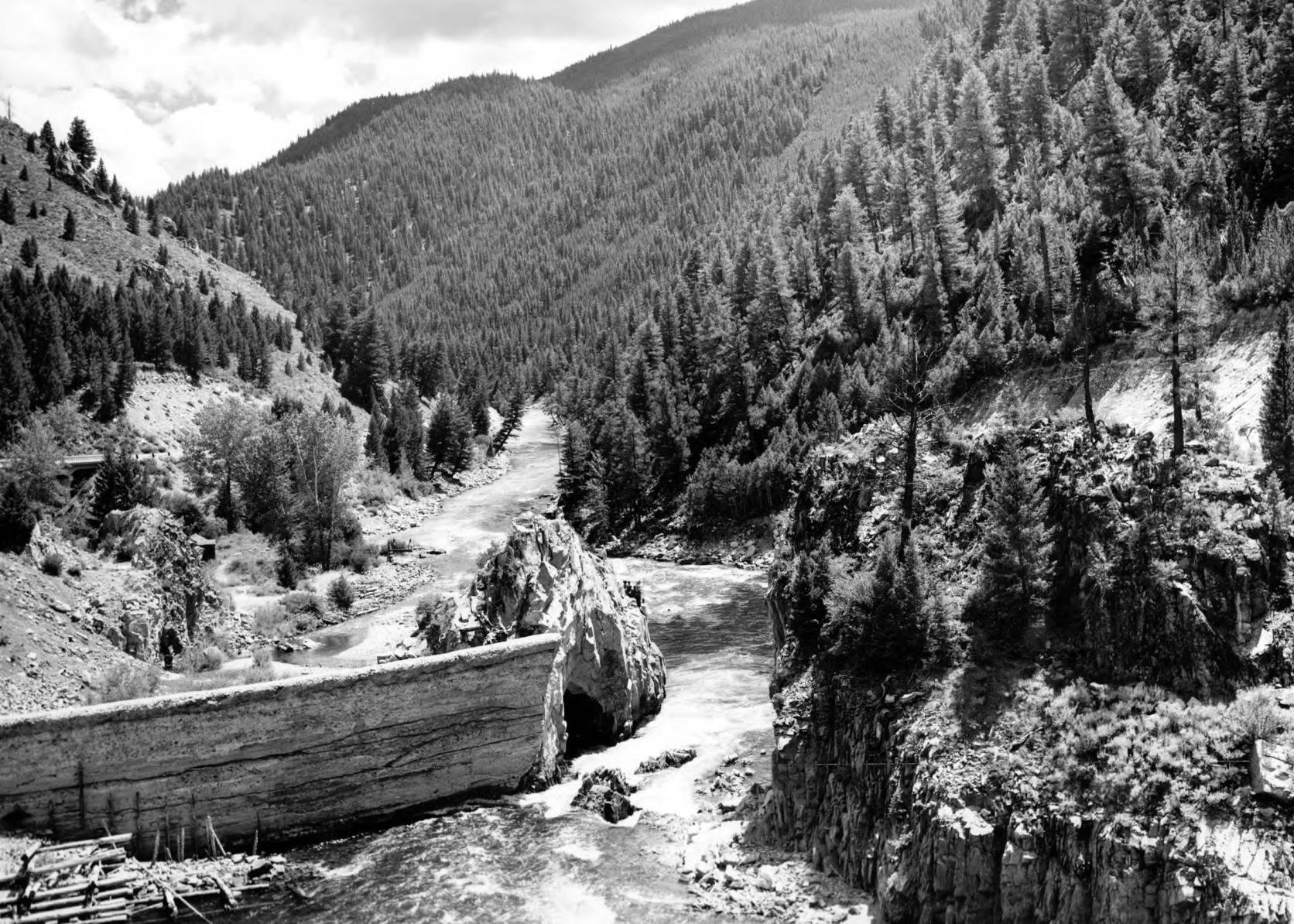 item thumbnail for Old Sunbeam Dam site