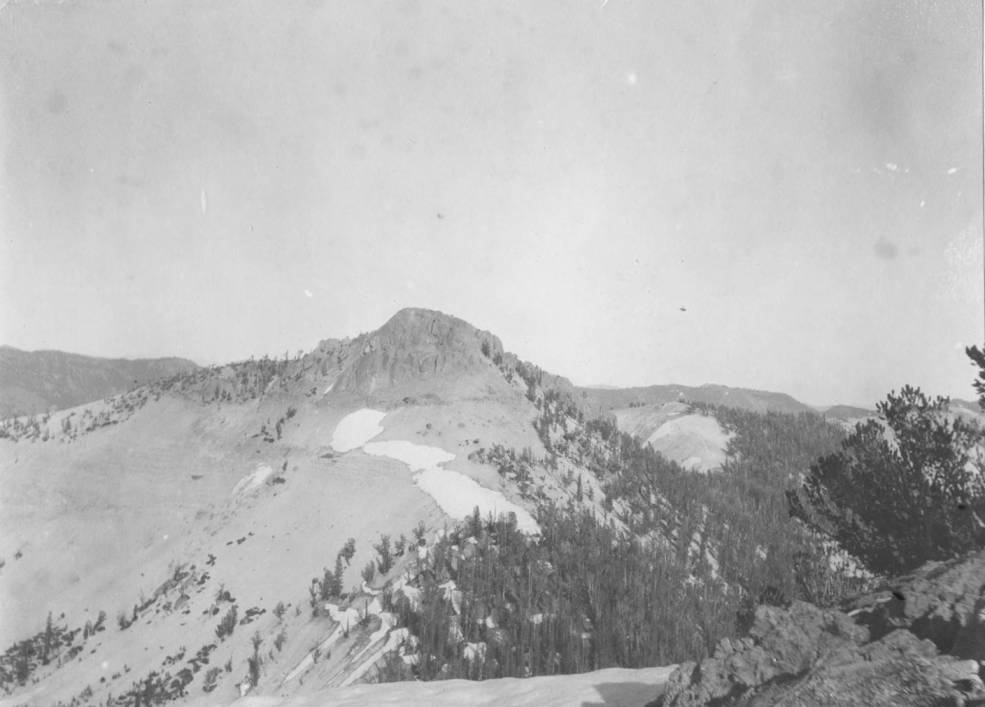 item thumbnail for Salmon River Mountains from Grants Peak