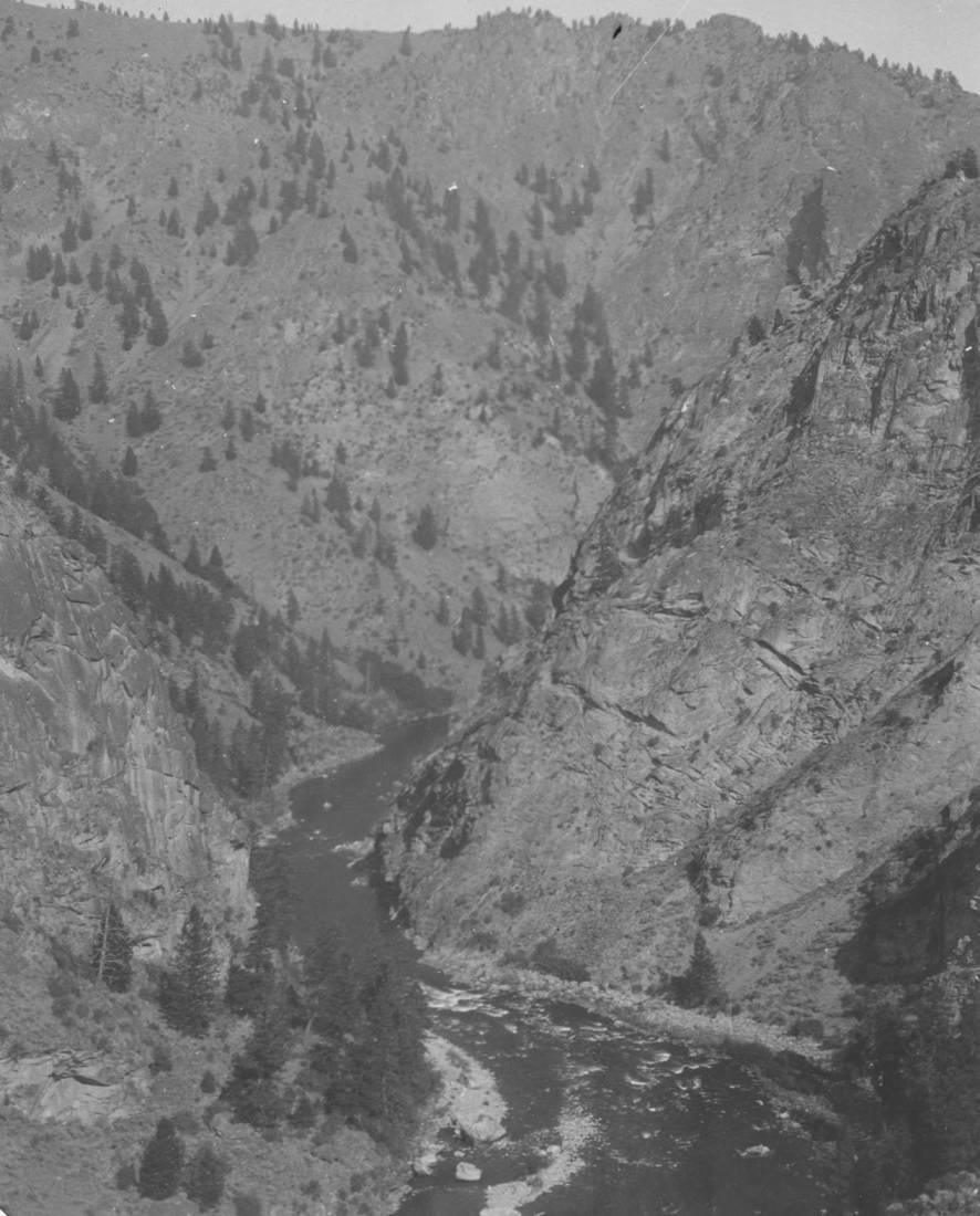 item thumbnail for Middle Fork Canyon at Kansas Creek