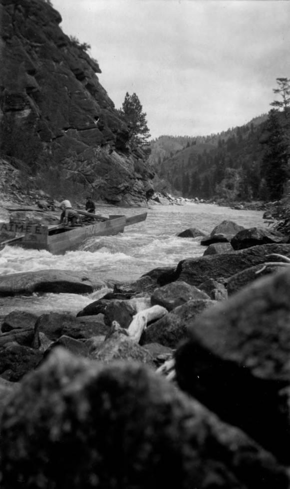 item thumbnail for Pine Creek Falls, Salmon River