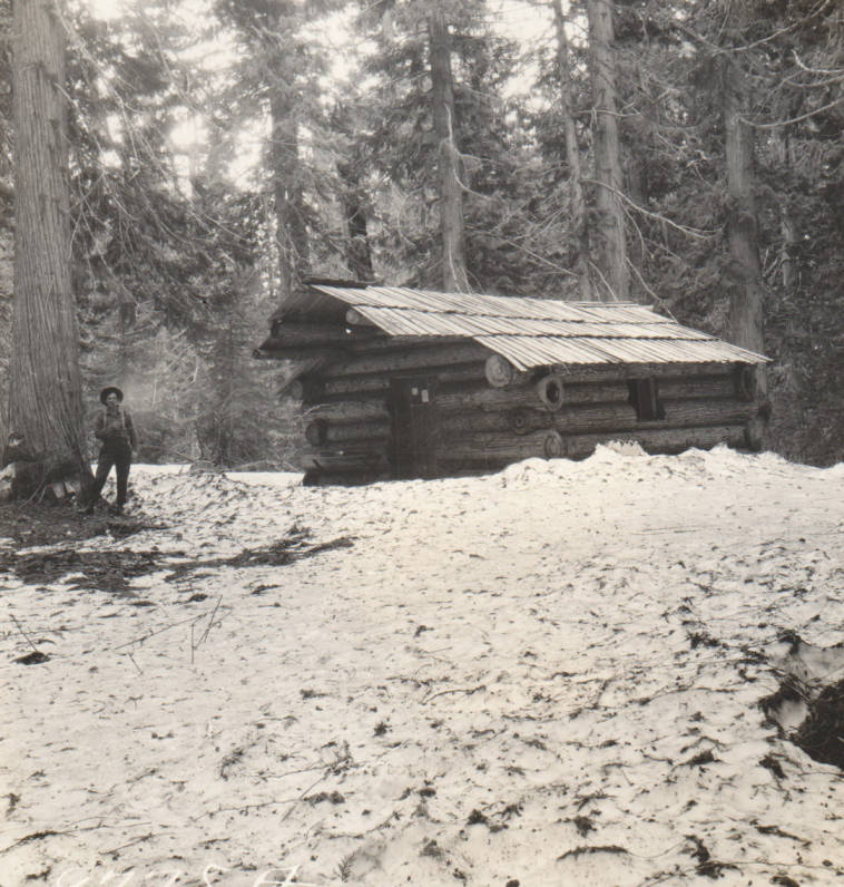 item thumbnail for Theriault homestead, possible false homestead claim, Marble Creek