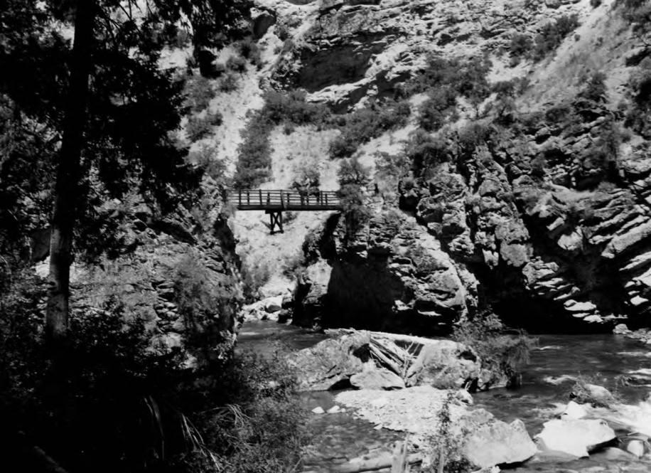 item thumbnail for Big Horn - Big Creek Bridge