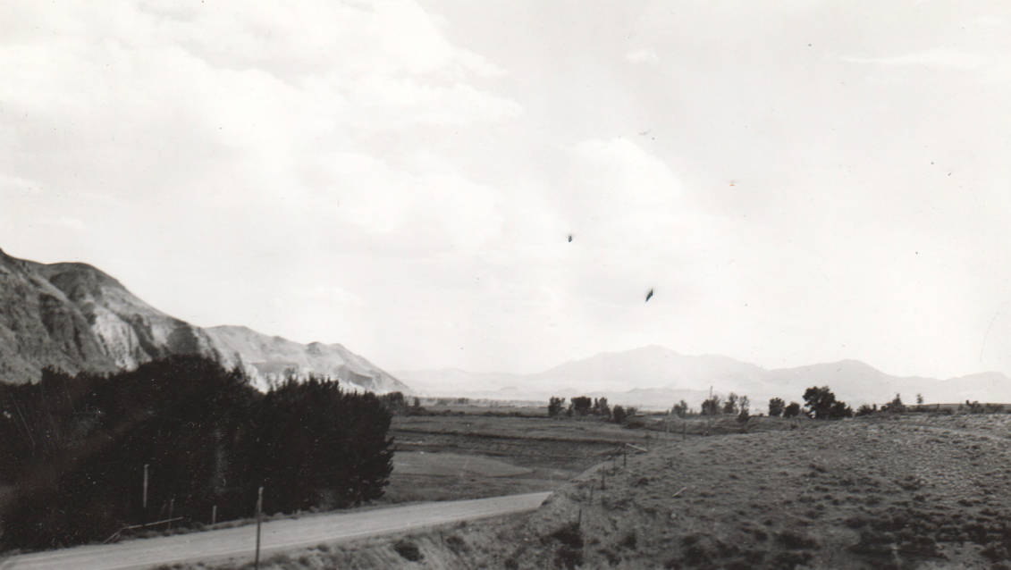 item thumbnail for Lower end of Challis Basin