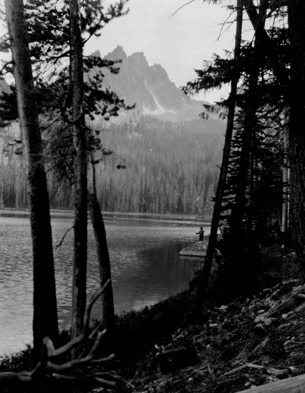 item thumbnail for Lake Mary near Red Fish Lake