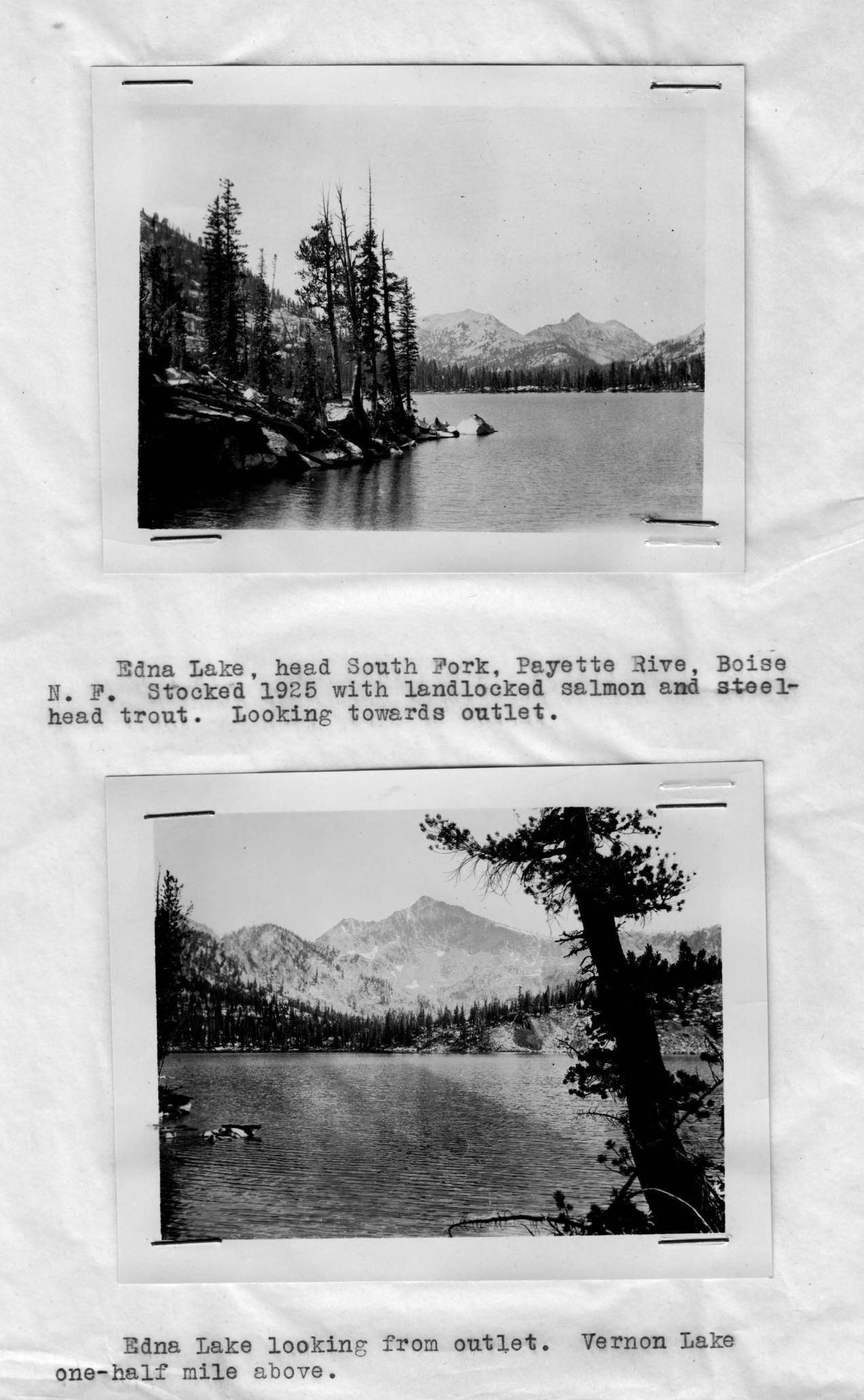 item thumbnail for Stocked Edna Lake