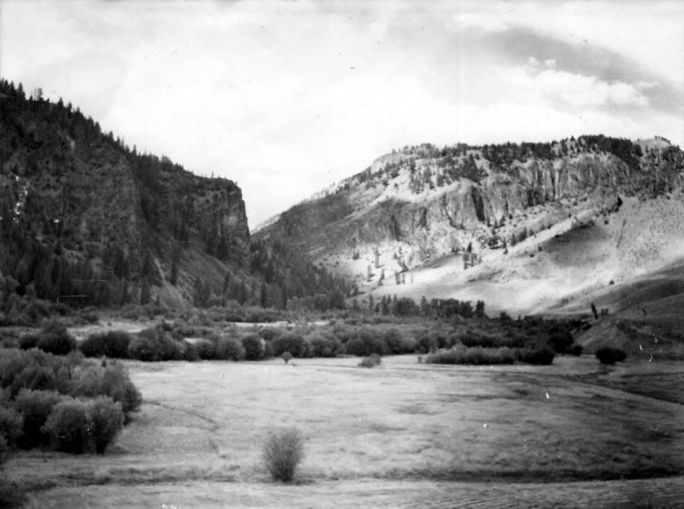 item thumbnail for Big Creek Meadows, Idaho Primitive Area