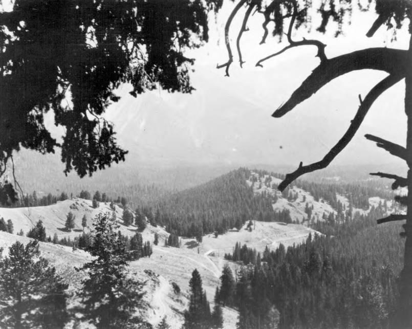 item thumbnail for Sawtooth Mountains
