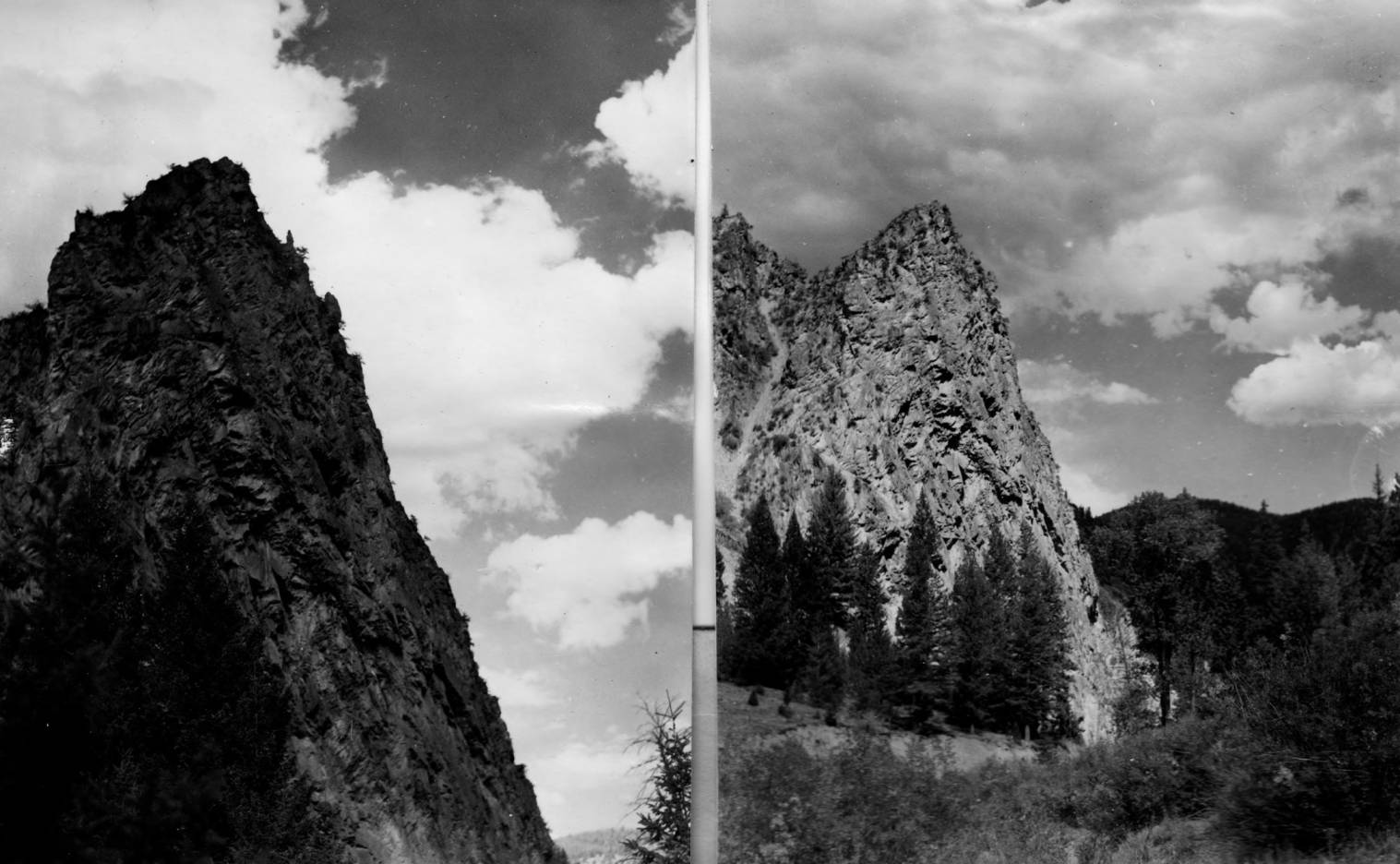 item thumbnail for Suicide Rock, Monumental Creek