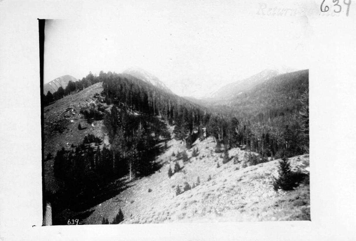 item thumbnail for Mountain ridgeline