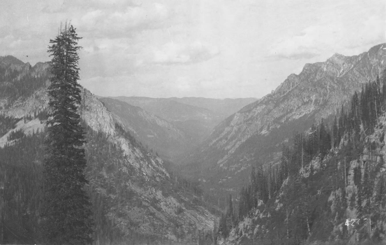 item thumbnail for Lick Creek Canyon