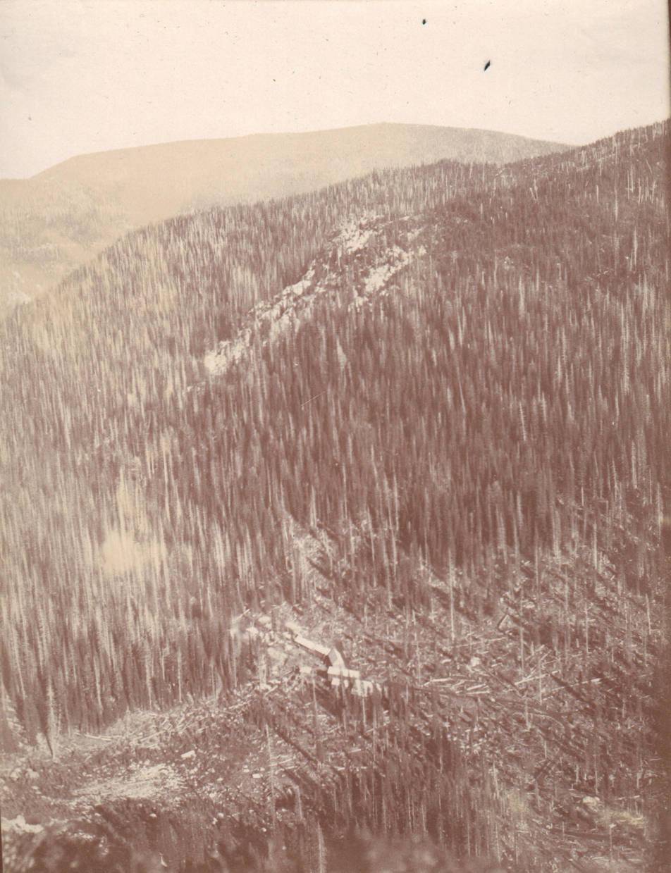 item thumbnail for Buffalo Hump Syndicate's saw mill, Lake Creek