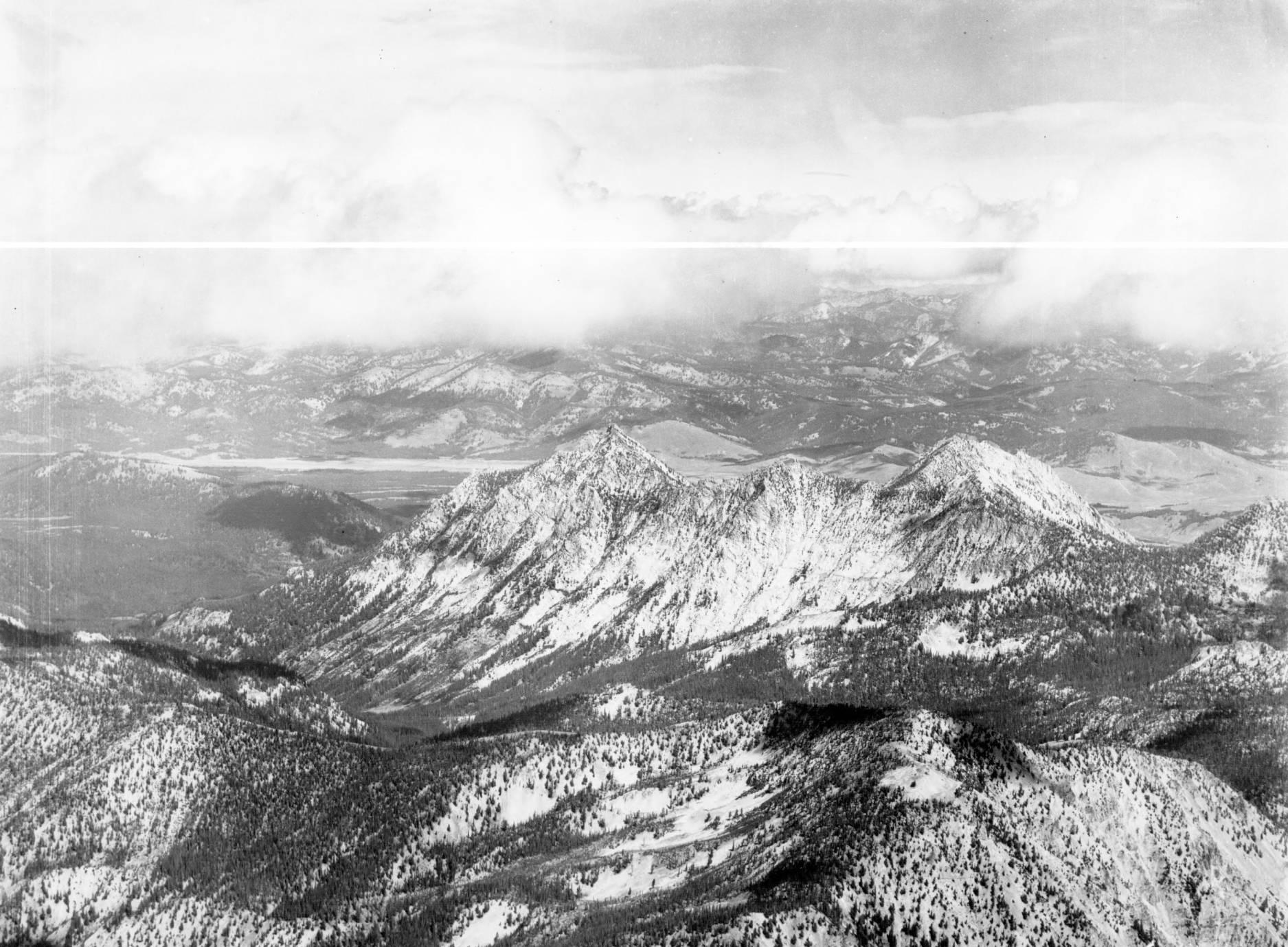 item thumbnail for McGowan Peak from Silver Creek