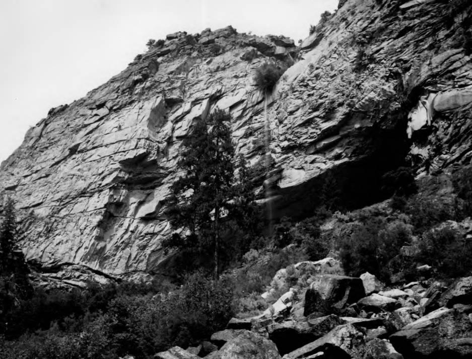 item thumbnail for Natural amphitheater near Veil Falls