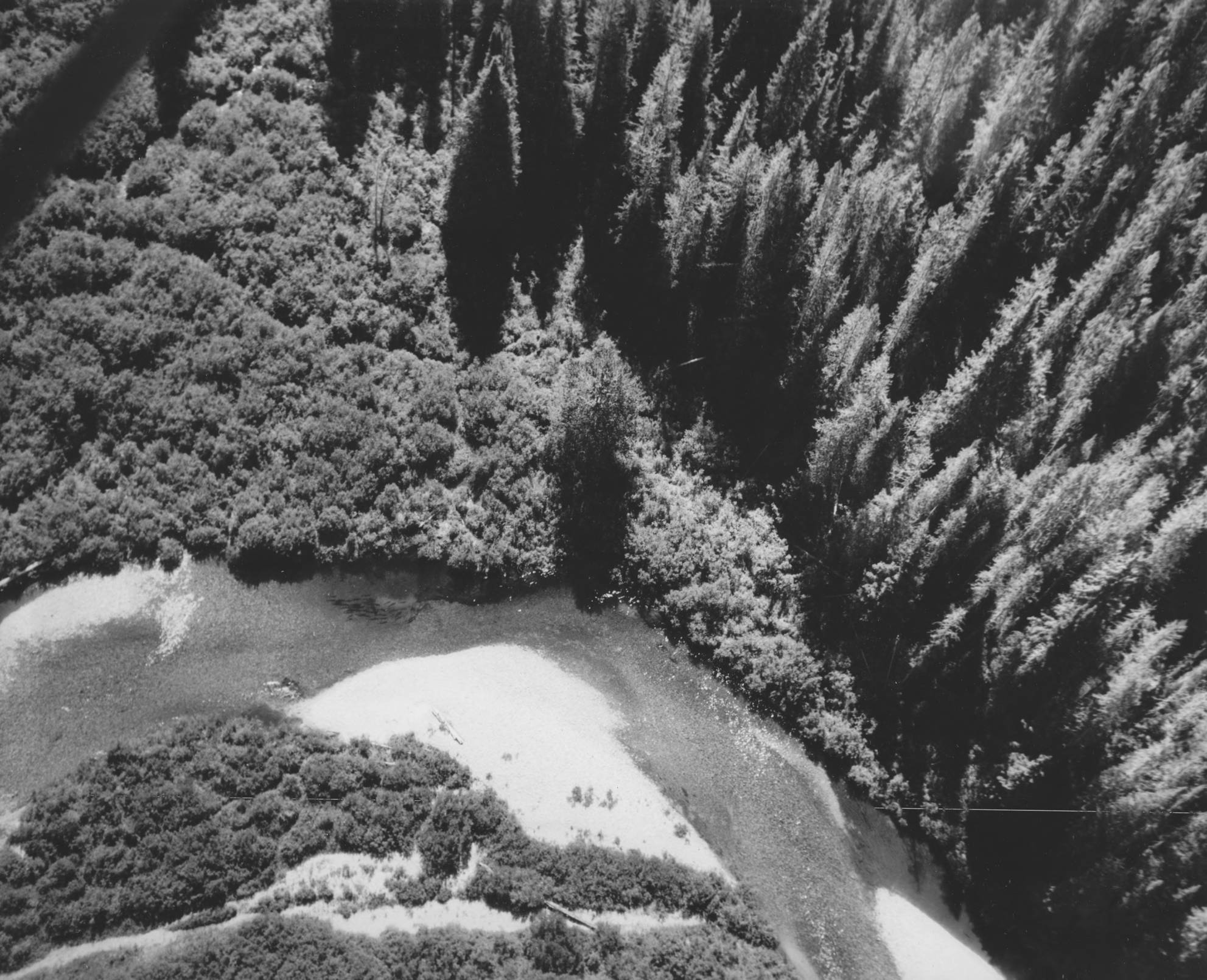 item thumbnail for Aerial images of Bear Valley and March Creek 10