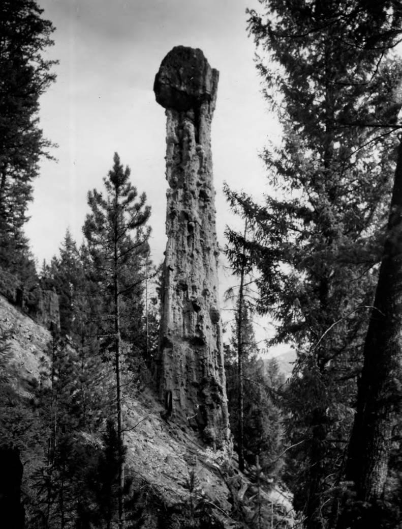 item thumbnail for Monument on Monumental Creek