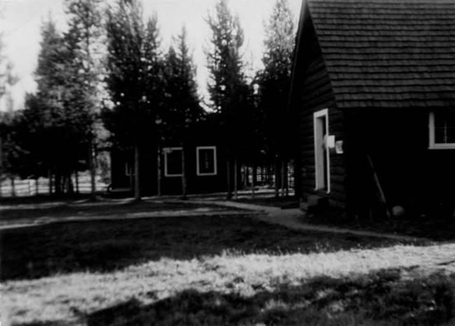 item thumbnail for Chamberlain Ranger Station, warehouse and ranger dwelling