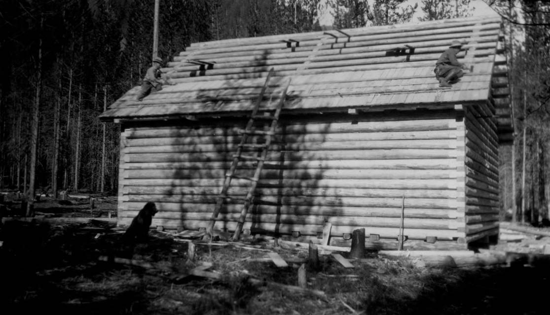 item thumbnail for Big Creek dwelling