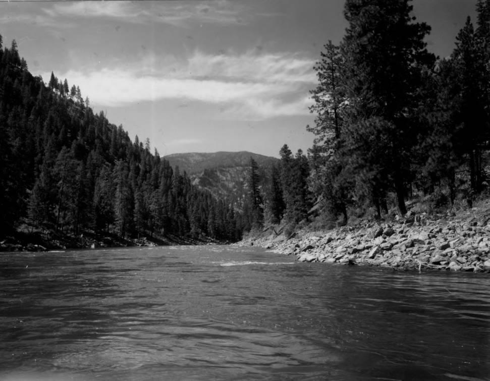 item thumbnail for Salmon River below Devil's Teeth rapids