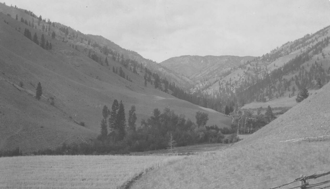 item thumbnail for Agricultural and grazing land on Cabin Creek