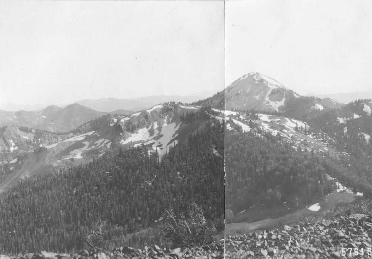 item thumbnail for Baldy Mountain from Grants Peak