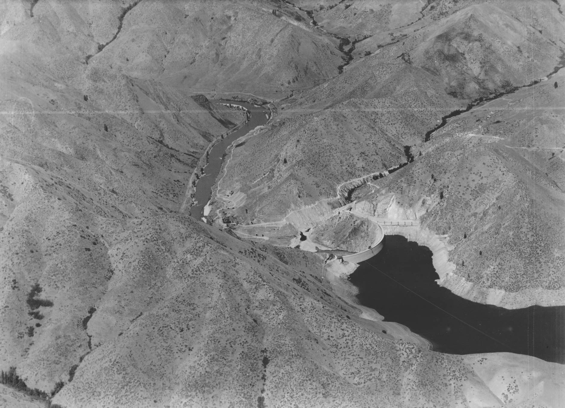 item thumbnail for Arrow Rock Dam Boise River