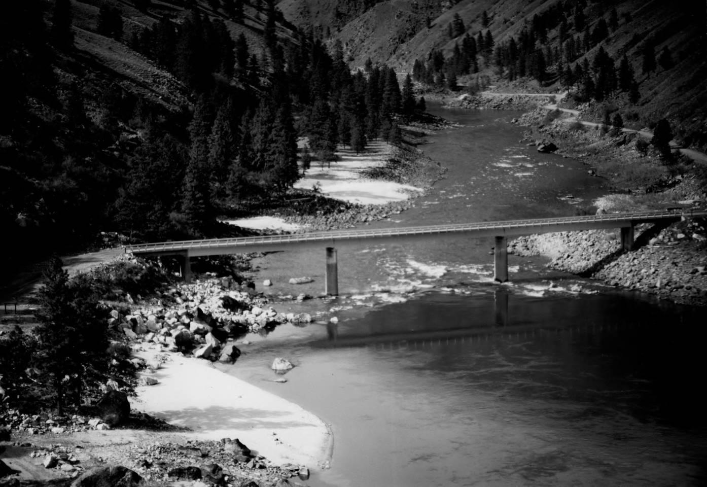 item thumbnail for Partridge Creek Bridge between Manning and Highway Bridge