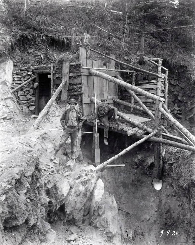 item thumbnail for Hecla Mine, Burke (Idaho) 1920 [11]