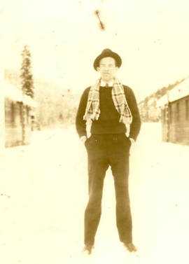Gay life in civilian conservation corps