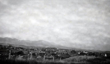 item thumbnail for Panoramic view of Moscow, Idaho.