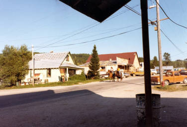 item thumbnail for Street scene. Elk City, Idaho.