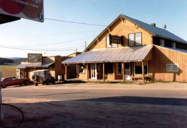 item thumbnail for Elk City Hotel and Loggers Delight. Elk City, Idaho.
