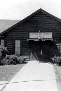 item thumbnail for American Legion cabin. Moscow, Idaho.