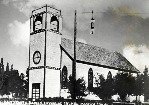 item thumbnail for Holy Trinity Catholic Church. Moscow, Idaho.