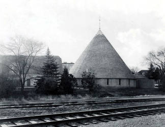 item thumbnail for St. Augustine's Catholic Church. Moscow, Idaho.